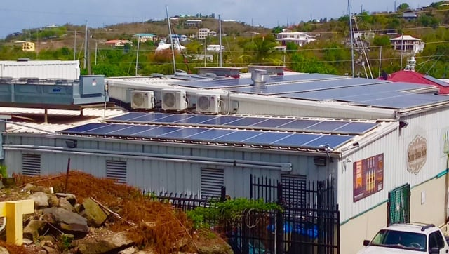 100KW Commercial Install