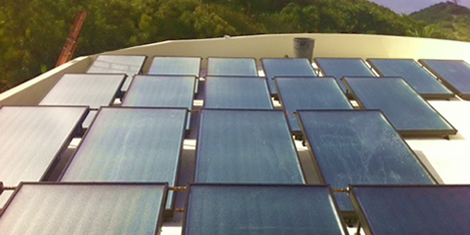 Gallery Carib Solar Tech St. Thomas US Virgin Islands