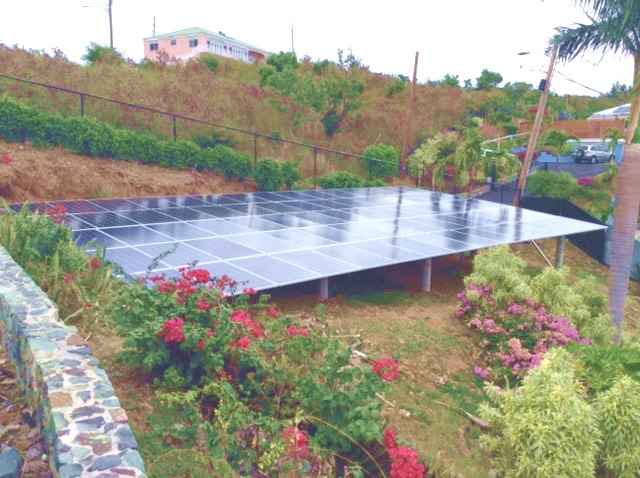 Solar Panels Installs in St. Thomas USVIl